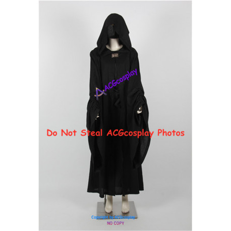 Star Wars Cosplay Sith Lord Emperor Palpatine Cosplay Costume