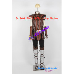 Star Wars Cosplay Satele Shan Cosplay Costume