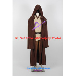 Star Wars Cosplay Obi-Wan Kenobi Cosplay Costume