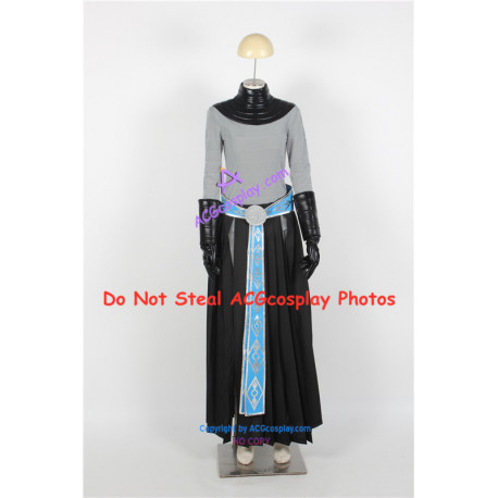 Star Wars Cosplay Asajj Ventress Cosplay Costume