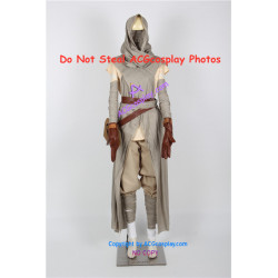 Star Wars Rey Cosplay Costume include bag