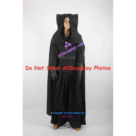 Star Wars Knights of the Old Republic II Darth Nihilus Cosplay Costume include mask