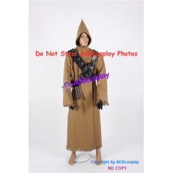 Star Wars Jawa Cosplay Costume include belt and bags