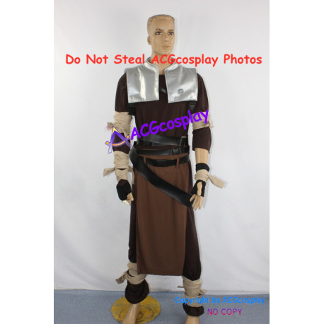 Star Wars The Force Unleashed StarKiller Cosplay Costume