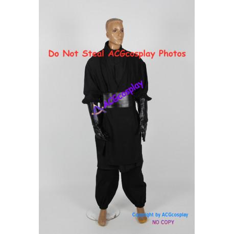 Star Wars Sith Lord Darth Maul Cosplay Costume