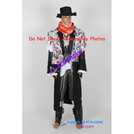 Final Fantasy XV Ardyn Izunia Cosplay Costume