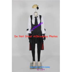 Touken Ranbu cosplay costume fan art genderbent version of Mitsutada cosplay