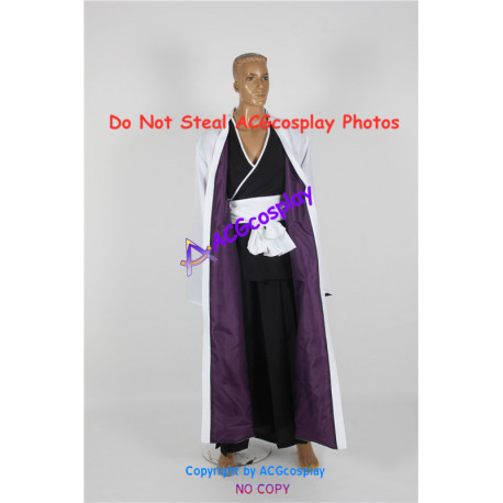 Bleach cosplay Genryusai Yamamoto captain 1 cosplay costume with lining