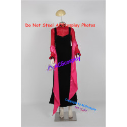 Sailor Moon Wicked Lady cosplay costume black lady cosplay costume velvet made