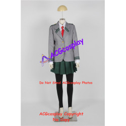 My Hero Academia Ochako Cosplay Costume female uniform cosplay costume