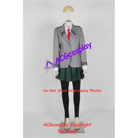 My Hero Academia Ochako Cosplay Costume female uniform cosplay costume