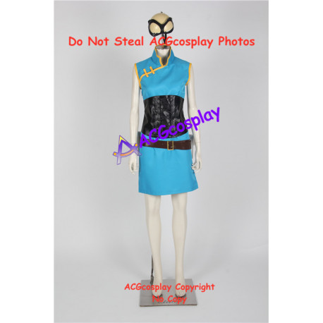 My Hero Academia Itsuka Cosplay Costume include mask