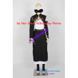 RWBY Kali Belladonna Cosplay Costume include headwear
