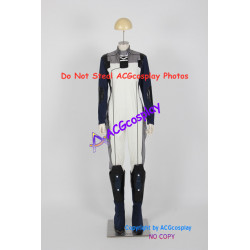 Mass Effect 3 cosplay EDI Cosplay Costume include boots covers