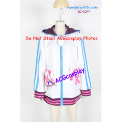 Hyperdimension Neptunia Neptune Purple Heart Cosplay Costume include headwear prop