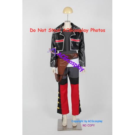Xenosaga Gaignun Kukai Jr. Cosplay Costume