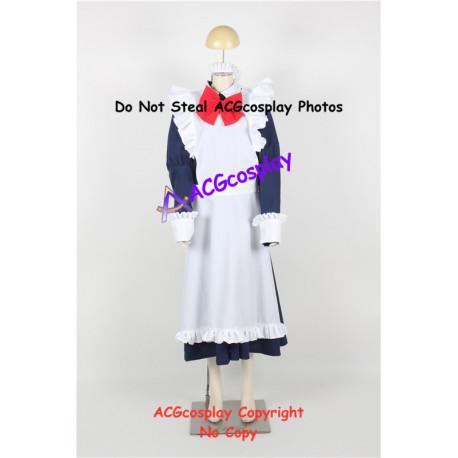 Date A Live Shiori Itsuka Cosplay Costume maid costume