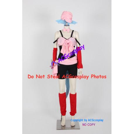 Yu Yu Hakusho Juri Cosplay Costume include headwear and big tail
