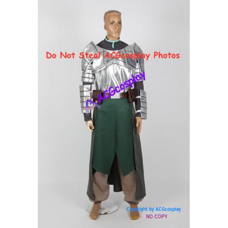 Avatar The Legend of Korra Cosplay Zaofu Guard Cosplay Costume