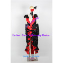 Kuroshitsuji Black Butler Grell Sutcliffe Cosplay Costume include ornaments