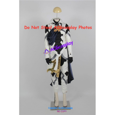 Fire Emblem Cosplay Corrin Cosplay Costume include pvc prop emblem