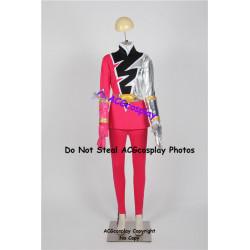 Power Rangers Kishiryu Sentai Ryusoulger Ryusoul Pink cosplay costume dino knight cosplay