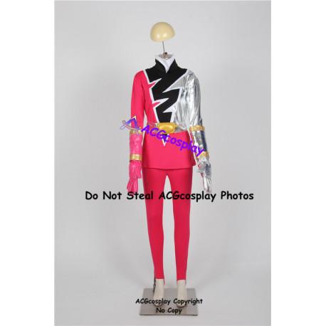 Power Rangers Kishiryu Sentai Ryusoulger Ryusoul Pink cosplay costume