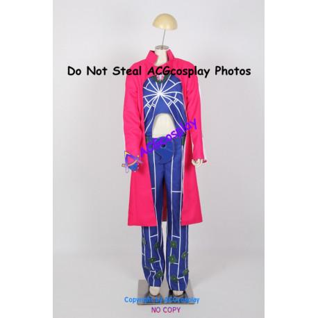 JoJo's Bizarre Adventure Jolyne Cujoh Cosplay Costumes