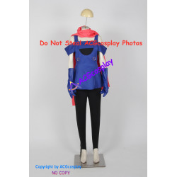 Jojo's Bizarre Adventure Lisa Lisa Cosplay Costume