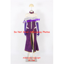 Magic The Gathering Liliana Vess Cosplay Costume