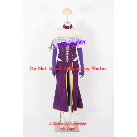 Magic The Gathering Liliana Vess Cosplay Costume
