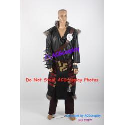 Magic the Gathering Garruk the Relentless Cosplay Costume