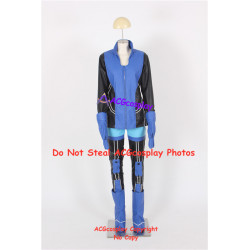Mass Effect 3 Ashley Williams Cosplay Costume include boots covers