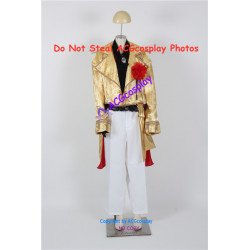Kuroshitsuji Black Butler Viscount of Druitt Cosplay Costumes musical version