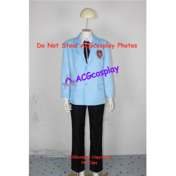 Ouran High School Host Club Halloween Cosplay Costume boy uniform