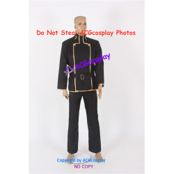 Code Geass Lelouch Lamperouge Cosplay Costume school uniform