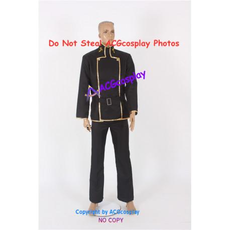 Code Geass Lelouch Lamperouge Cosplay Costume school uniform