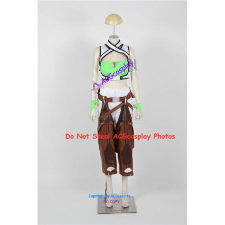 RWBY Cosplay Emerald Sustrai Cosplay Costume