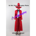 Black Blood Brothers Jiro Mochizuki Cosplay Costume