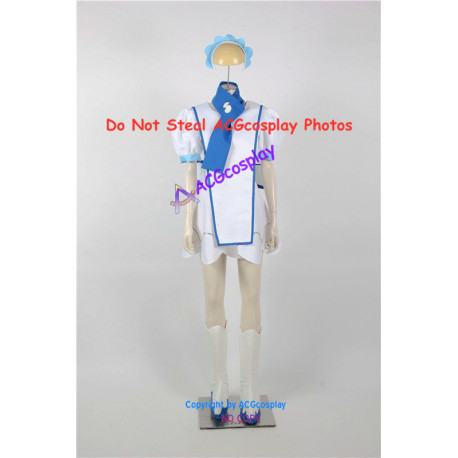 Ojamajo Doremi Aiko Senoo Cosplay Costume include boots covers