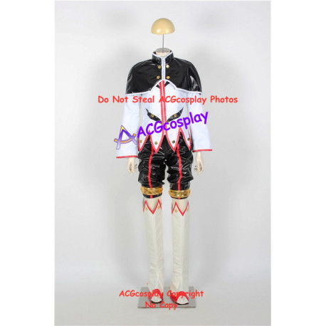 Elsword Cosplay Eve cosplay costume include boots covers