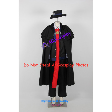 Fate Grand Order Cosplay Edmond Dantes Cosplay Costumes