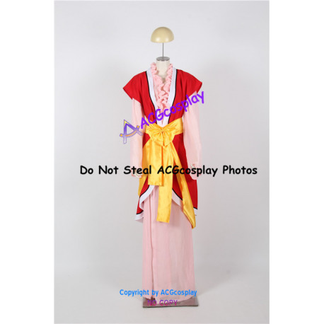 Fushigi Yugi Miaka Yuuki Cosplay Costume
