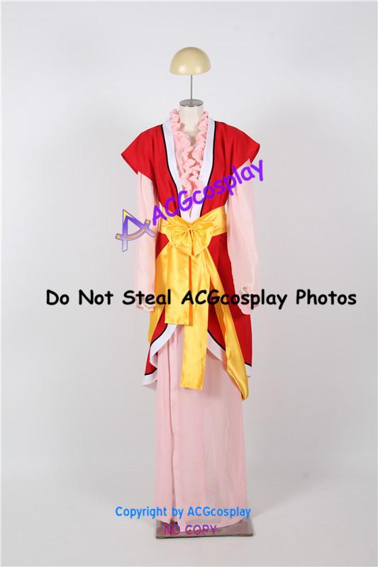 Fushigi Yugi Miaka Cosplay Costume Custom Made /<Lotahk/>