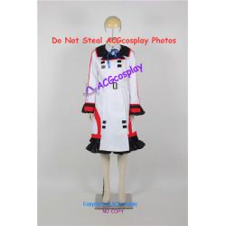 Infinite Stratos Cecilia Alcott Cosplay Costume