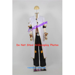 Tales of the Abyss Luke Fon Fabre Cosplay Costume