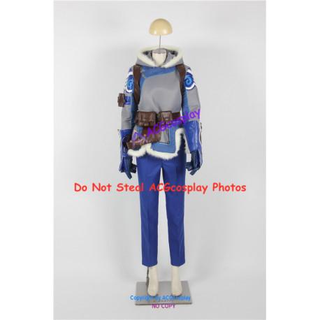 Overwatch Cosplay Mei Cosplay Costume overwatch game
