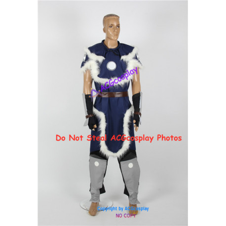 Avatar The Last Airbender Sokka Cosplay Costume Warrior Outfit cosplay