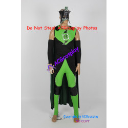 WWE Cosplay The Hurricane Cosplay Costume include mask