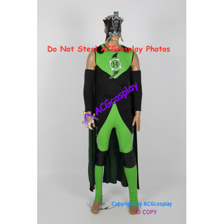 WWE Cosplay The Hurricane Cosplay Costume include mask